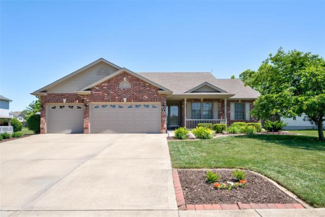 18 Saddlebrooke, Troy, IL 62294 (#19043208) :: RE/MAX Vision