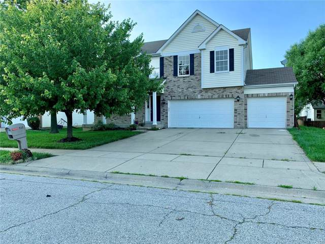 245 Americana Circle, Fairview Heights, IL 62208 (#19043244) :: The Becky O'Neill Power Home Selling Team