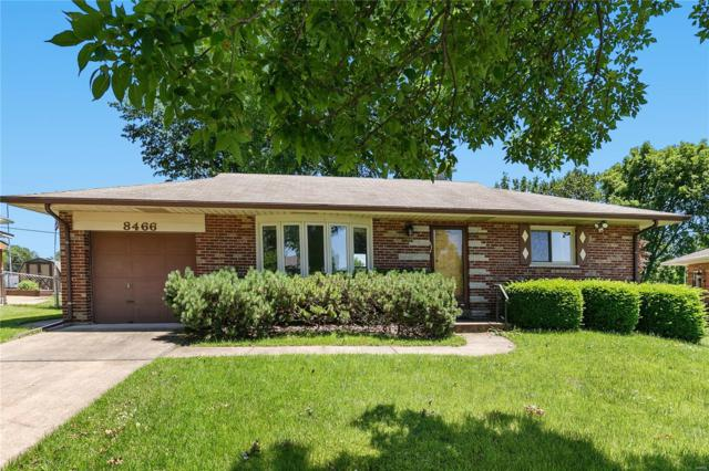 8466 Hampstead Drive, St Louis, MO 63123 (#19043287) :: Walker Real Estate Team