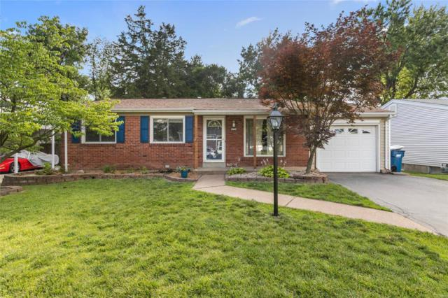 2849 Sugar Tree, Maryland Heights, MO 63043 (#19043363) :: RE/MAX Vision
