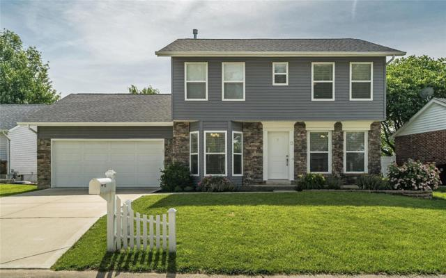 13 Garden Gate Court, Saint Peters, MO 63304 (#19043364) :: Kelly Hager Group | TdD Premier Real Estate
