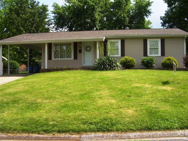 906 Karen Street, Collinsville, IL 62234 (#19043371) :: Holden Realty Group - RE/MAX Preferred