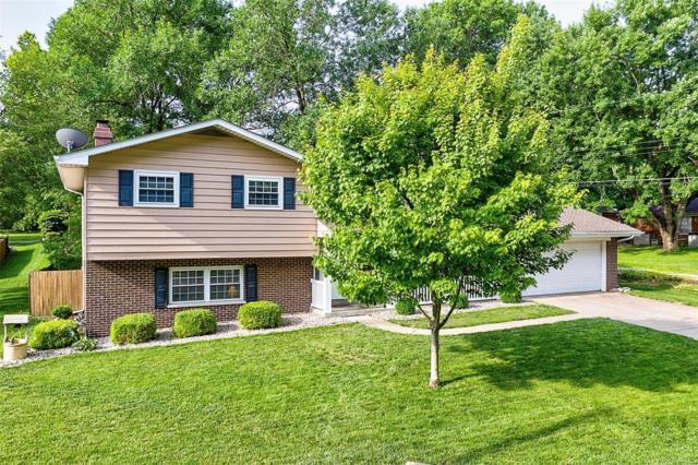 808 Brentmoor Drive, Belleville, IL 62223 (#19043408) :: Clarity Street Realty