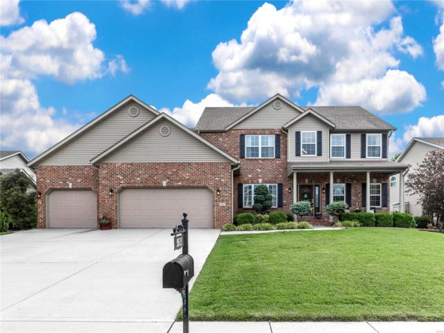 2612 Lauren Lake Drive, Shiloh, IL 62221 (#19043417) :: Holden Realty Group - RE/MAX Preferred