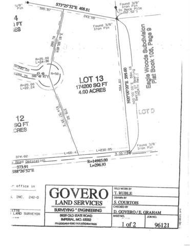 100 Warwick Drive, Dittmer, MO 63023 (#19043457) :: Clarity Street Realty