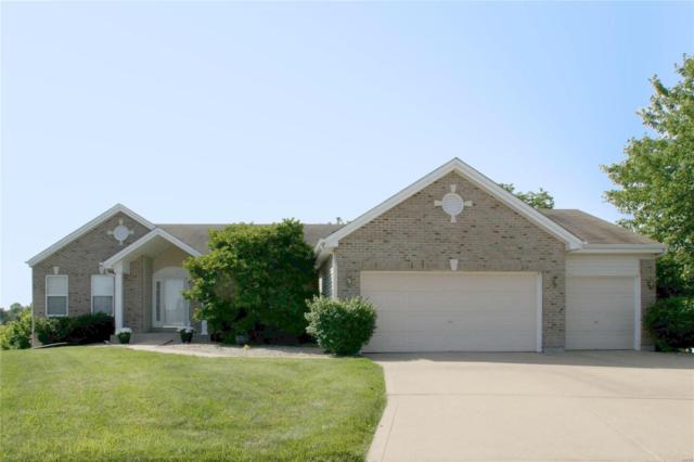108 Bear Claw Drive, Wentzville, MO 63385 (#19043467) :: St. Louis Finest Homes Realty Group