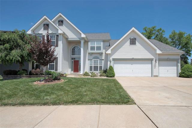 25 Steinbeck Court, O'Fallon, MO 63366 (#19043505) :: Kelly Hager Group | TdD Premier Real Estate