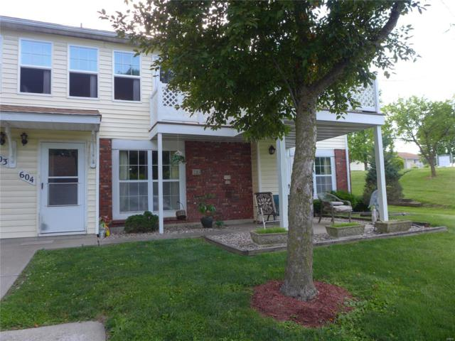 604 Huckleberry Heights, Hannibal, MO 63401 (#19043603) :: Holden Realty Group - RE/MAX Preferred
