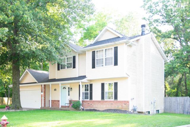614 Whip Poor Will, Troy, IL 62294 (#19043620) :: Walker Real Estate Team
