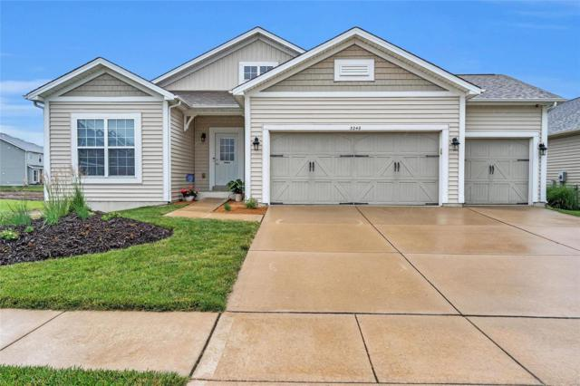 3248 Rivercrossing Place, Saint Charles, MO 63301 (#19043648) :: Holden Realty Group - RE/MAX Preferred