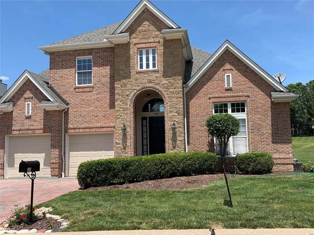 505 Fairway Oaks Drive, Eureka, MO 63025 (#19043650) :: Walker Real Estate Team