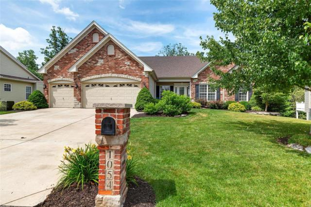 1054 Brook Mont Drive, O'Fallon, MO 63366 (#19043787) :: The Becky O'Neill Power Home Selling Team