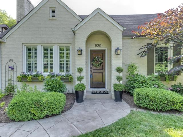 520 West Drive, University City, MO 63130 (#19043867) :: Kelly Hager Group | TdD Premier Real Estate