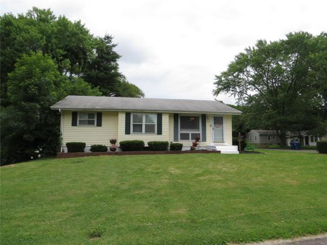 1039 Aspen Drive, Florissant, MO 63031 (#19043875) :: Holden Realty Group - RE/MAX Preferred