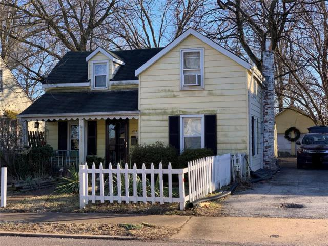 424 Lee Avenue, Kirkwood, MO 63122 (#19043912) :: RE/MAX Vision