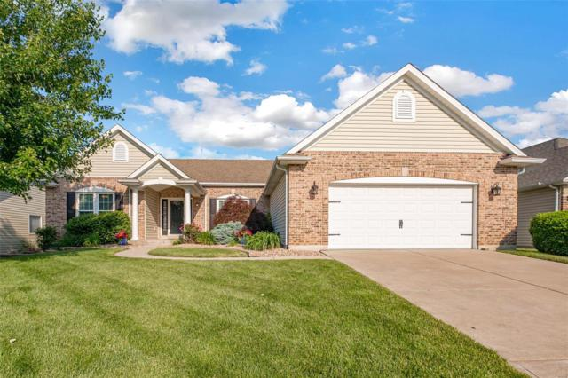 14 Hatcher Run Court, Saint Peters, MO 63376 (#19043918) :: Kelly Hager Group | TdD Premier Real Estate