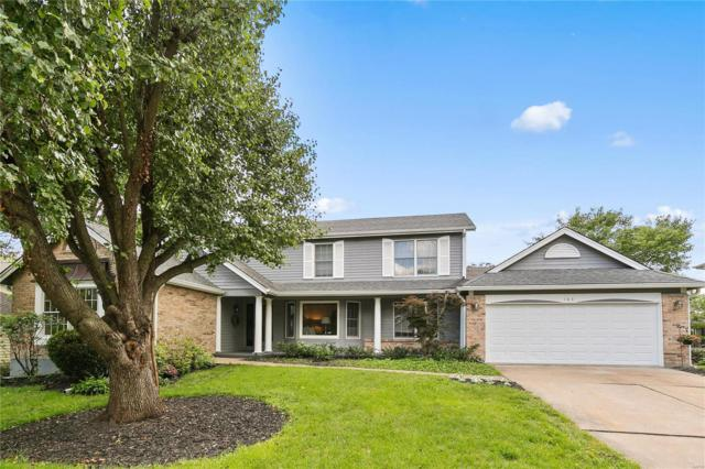 168 Crestmont Circle, Wildwood, MO 63040 (#19043963) :: RE/MAX Professional Realty