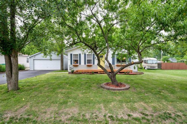 118 Central Avenue, O'Fallon, IL 62269 (#19043981) :: Holden Realty Group - RE/MAX Preferred