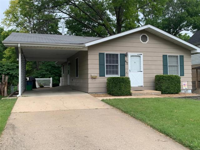 417 Cedar Street, Washington, MO 63090 (#19044031) :: RE/MAX Vision
