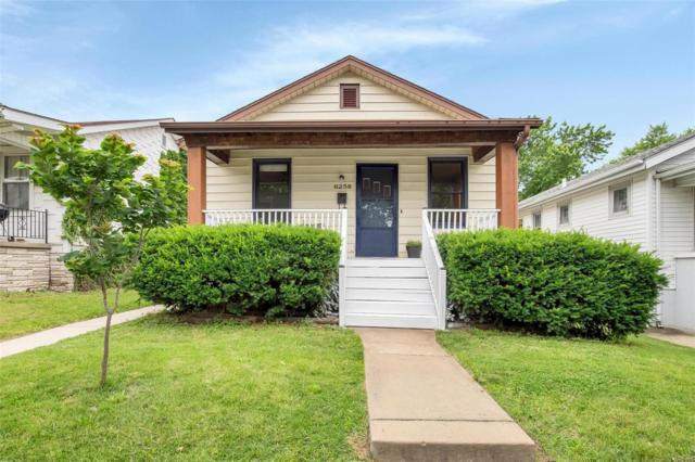 6258 Hoffman Avenue, St Louis, MO 63139 (#19044073) :: Ryan Miller Homes