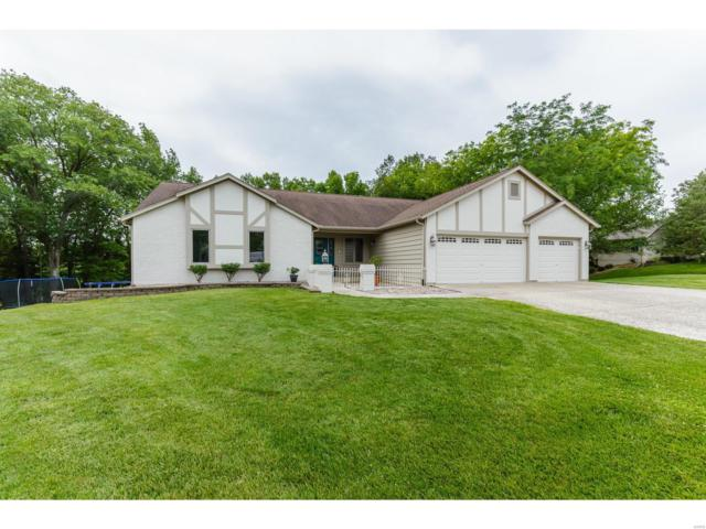 1606 Comstock Ridge Court, Wentzville, MO 63385 (#19044198) :: Barrett Realty Group