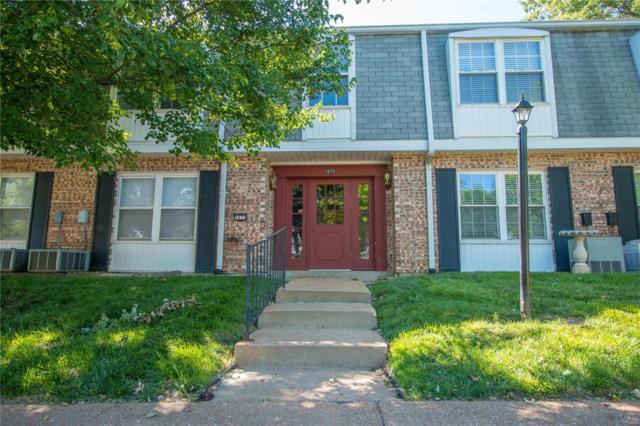 1673 Herault G, St Louis, MO 63125 (#19044208) :: Holden Realty Group - RE/MAX Preferred