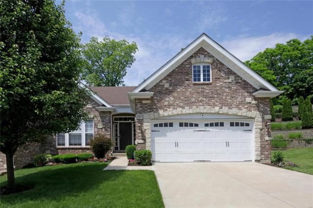 353 Brunhaven, Chesterfield, MO 63017 (#19044231) :: Kelly Hager Group | TdD Premier Real Estate