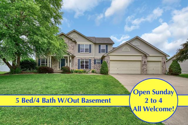 1216 Ruppel Lane, O'Fallon, IL 62269 (#19044274) :: The Kathy Helbig Group