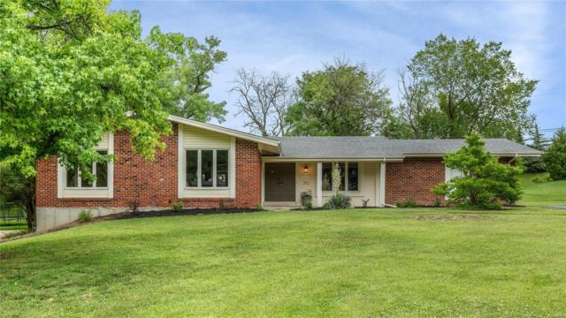352 Hibler, St Louis, MO 63141 (#19044293) :: Kelly Hager Group | TdD Premier Real Estate