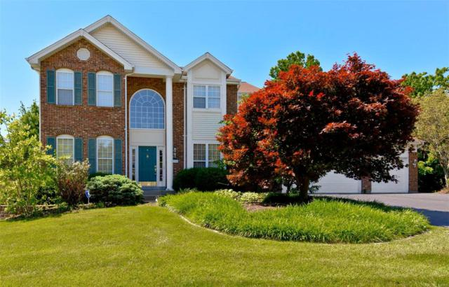110 Lucerne Crossing Court, Ballwin, MO 63011 (#19044313) :: RE/MAX Vision