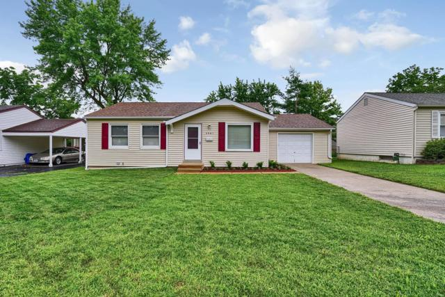 2561 Sheridan Drive, Maryland Heights, MO 63043 (#19044315) :: St. Louis Finest Homes Realty Group