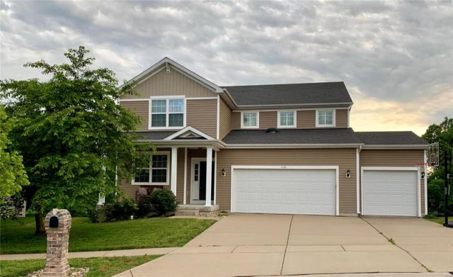 1160 Keighly Crossing, Dardenne Prairie, MO 63368 (#19044336) :: RE/MAX Vision