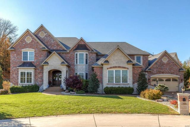 2426 Christopher View Drive, St Louis, MO 63129 (#19044337) :: Ryan Miller Homes