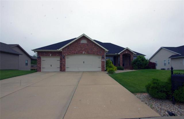 140 Stonebridge Bluff Dr, Maryville, IL 62062 (#19044357) :: Ryan Miller Homes