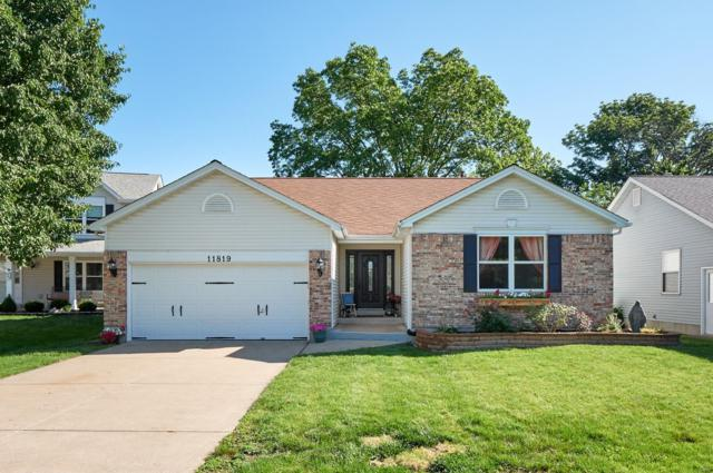 11819 Hollycrest Court, Maryland Heights, MO 63043 (#19044381) :: St. Louis Finest Homes Realty Group