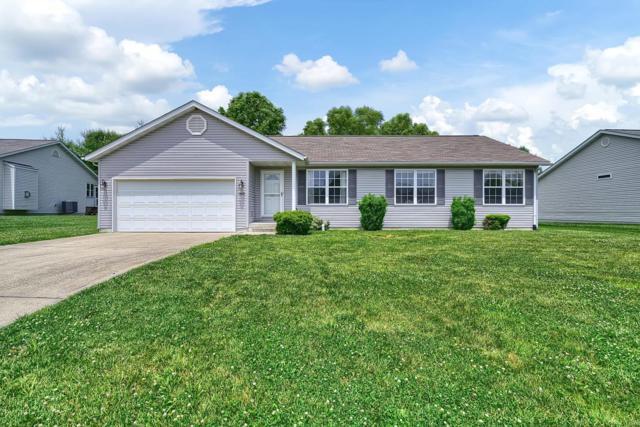 1408 Weller Drive, Shiloh, IL 62269 (#19044409) :: Ryan Miller Homes