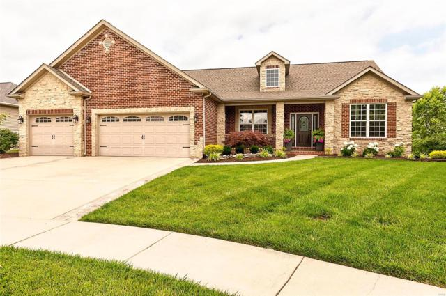 1104 Hightower Place Drive, O'Fallon, IL 62269 (#19044430) :: Fusion Realty, LLC