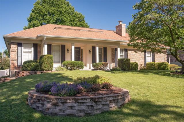 309 San Angelo Drive, Chesterfield, MO 63017 (#19044436) :: Barrett Realty Group