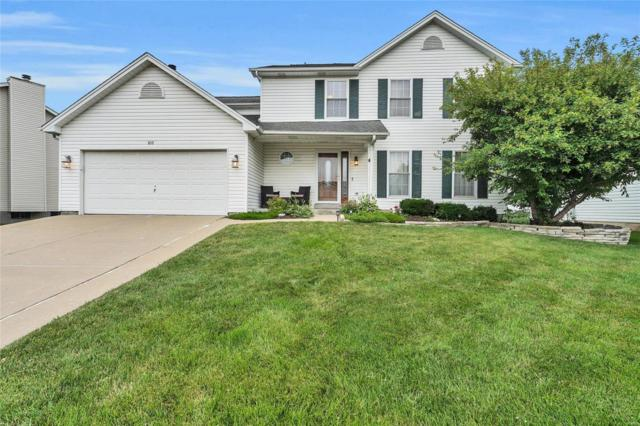 815 Estes Park Drive, Saint Peters, MO 63376 (#19044460) :: St. Louis Finest Homes Realty Group