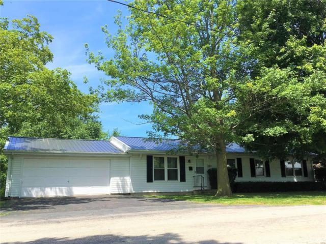 211 N Corlew Street, LITCHFIELD, IL 62056 (#19044494) :: Fusion Realty, LLC