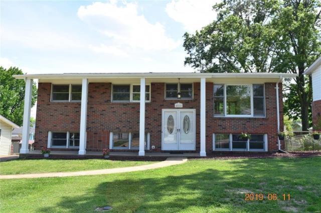 4516 Haverleigh Terr, St Louis, MO 63128 (#19044585) :: Clarity Street Realty