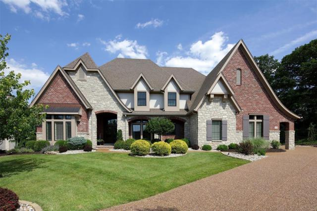 16787 Eagle Bluff Court, Chesterfield, MO 63005 (#19044594) :: Ryan Miller Homes