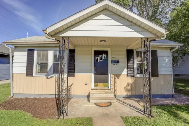 403 N 2nd Street, Dupo, IL 62239 (#19044637) :: RE/MAX Vision