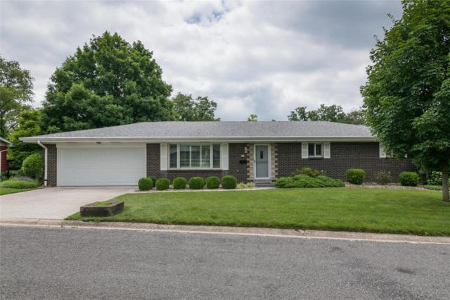412 Willowbrook Lane, Collinsville, IL 62234 (#19044666) :: Fusion Realty, LLC