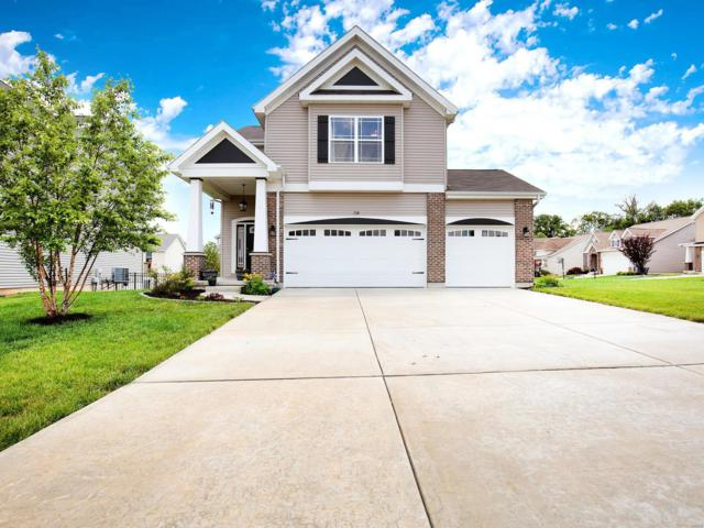 736 Sunset Lane, O'Fallon, MO 63366 (#19044688) :: Kelly Hager Group | TdD Premier Real Estate