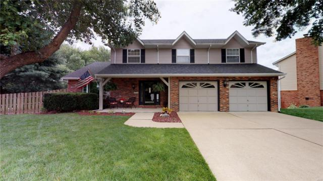1106 Woodleaf Drive, O'Fallon, IL 62269 (#19044702) :: Ryan Miller Homes