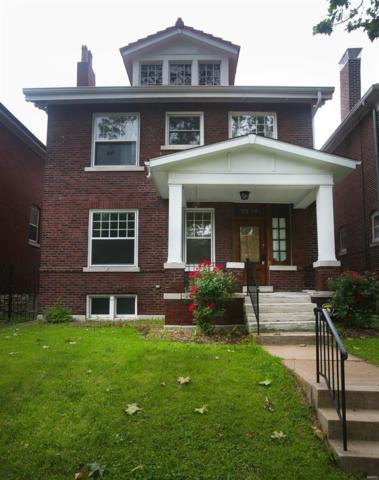 5774 De Giverville Avenue, St Louis, MO 63112 (#19044758) :: Ryan Miller Homes