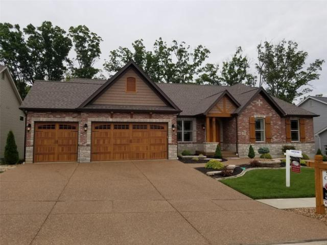 119 Pinewood Trails Drive, Wentzville, MO 63385 (#19044769) :: Ryan Miller Homes