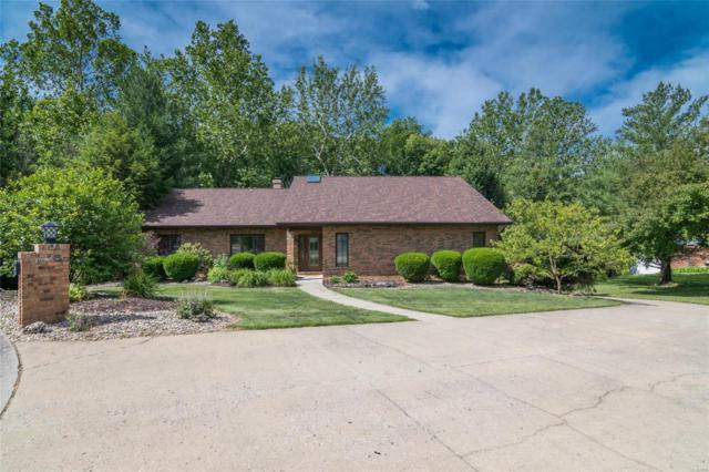 26 Waterford Lane, Glen Carbon, IL 62034 (#19044848) :: The Kathy Helbig Group