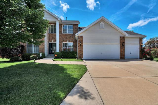 801 Staffordshire Lane, Fairview Heights, IL 62208 (#19044864) :: Kelly Hager Group | TdD Premier Real Estate